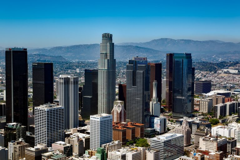 Crossroads of the world- the architectural attraction of Los Angeles